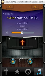 Gospel Radio - screenshot thumbnail