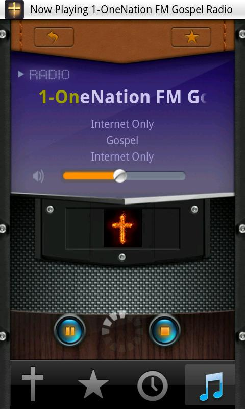 Gospel Radio - screenshot