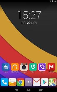 Morena - Flat Icon Pack - screenshot