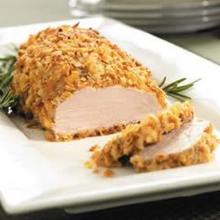 Tuscan Roast Pork Tenderloin.