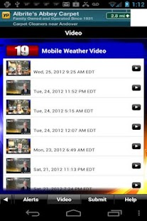 FOX19 Storm Tracker Weather - screenshot thumbnail
