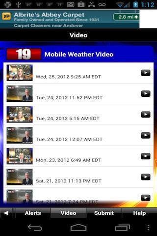 FOX19 Storm Tracker Weather - screenshot