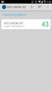 SEO Checklist PRO