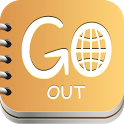 GO OUT icon