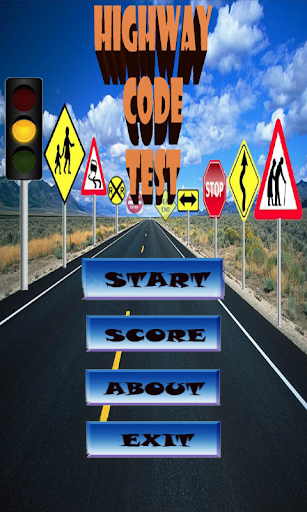 Highway Code Test