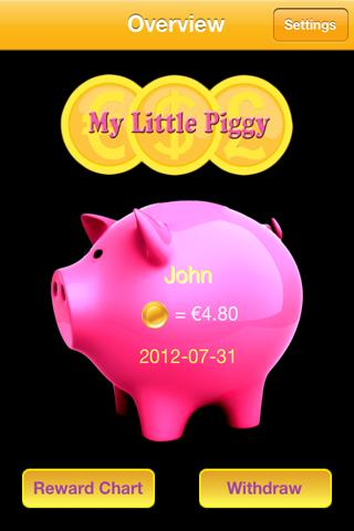 My Little Piggy - screenshot