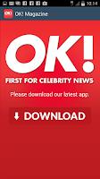 Screenshot of OK! Magazine Updater