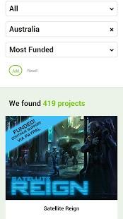 Kickstarter Australia