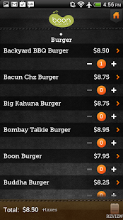 Boon Burger Café- screenshot thumbnail