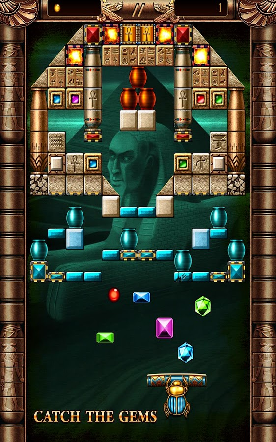 Blocks of Pyramid Breaker 2- screenshot