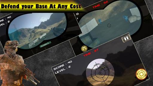 Army Sniper: Spy Commander 3D