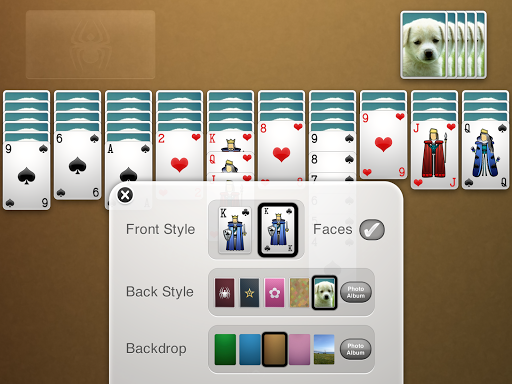 Spider Solitaire 1.3.4.24 screenshots 9