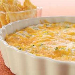 Knudsen Hot Broccoli Cheese Dip.