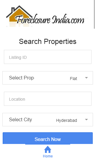 Foreclosure India- screenshot