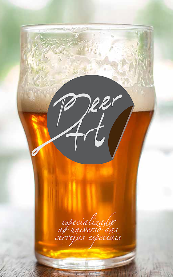 BeerArt Magazine- screenshot