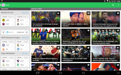 Univision Deportes- screenshot thumbnail