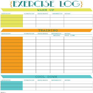 Exercise Log