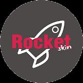Rocket Zooper Theme