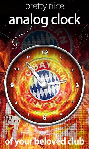 拜仁慕尼黑時鐘
