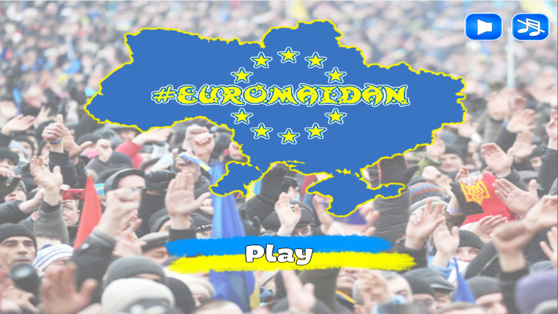 EuroMaidan (ЄвроМайдан) - screenshot