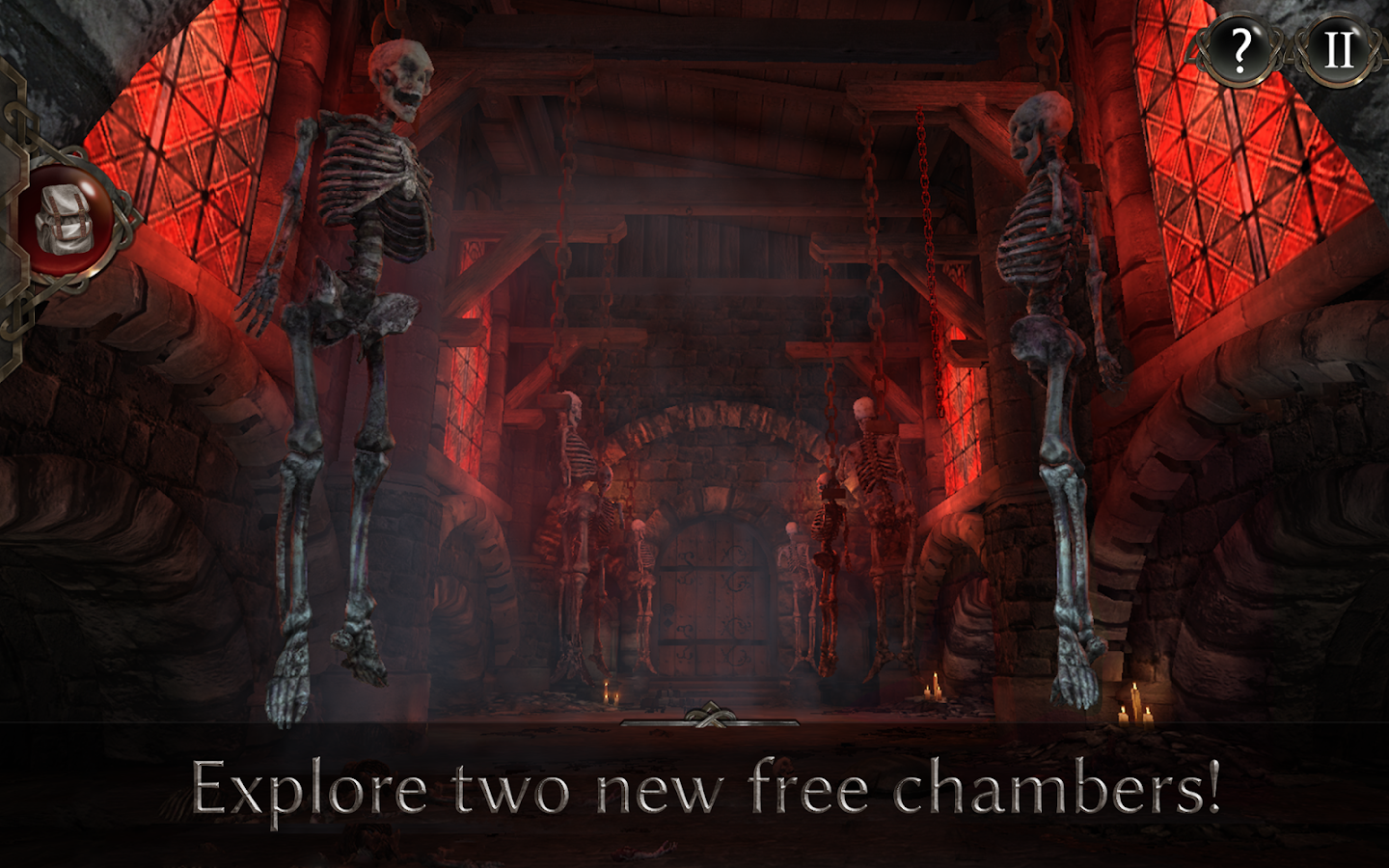Hellraid: The Escape- screenshot