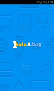 1SaleADay Daily Deals - screenshot thumbnail