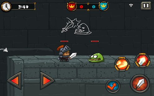 Oh My Heroes! Screenshot 15