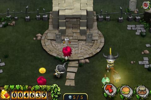 Zombie Hunting- screenshot