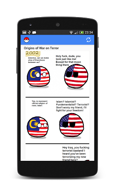Countryballs & Polandball - screenshot