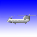 CH-47D Chinook -10 Cards logo
