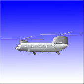 CH-47D Chinook -10 Cards