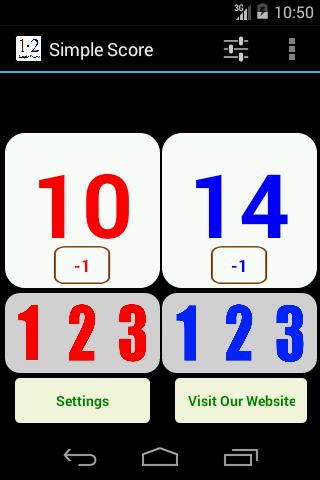 Simple Score