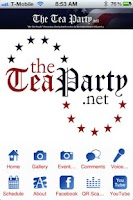 Screenshot of The Tea Party