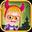 Baby Hazel Halloween Castle icon