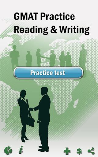Practice Test: GMAT Verbal