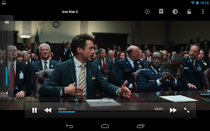 Archos Video Player Screenshot 16