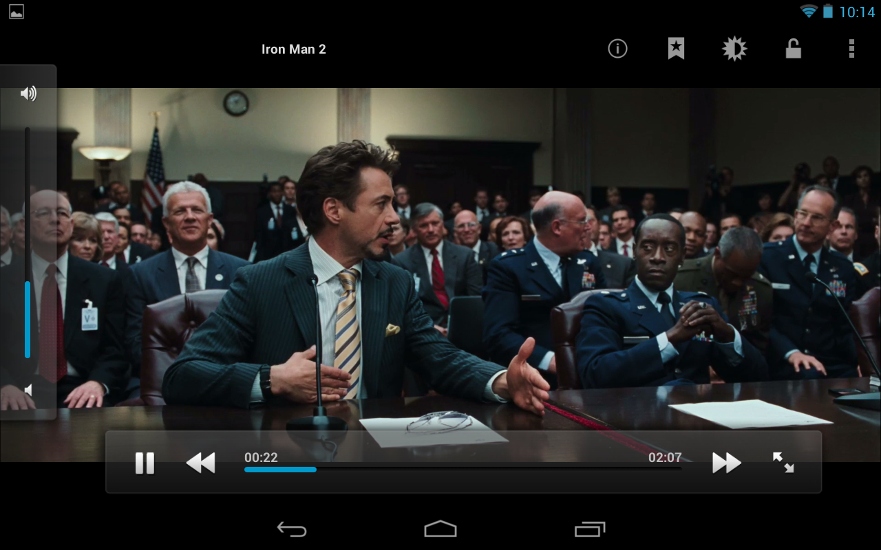 Archos Video Player - screenshot