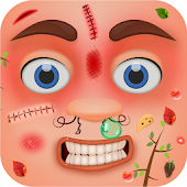 Face Doctor - Free Kids Game
