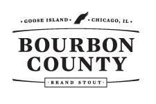 Logo of Goose Island Bourbon County Brand Stout