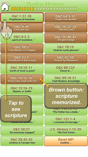 LDS D C Seminary Scriptures