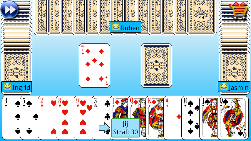 G4A: Indian Rummy - screenshot