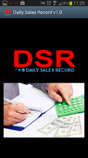 Daily Sales Record- screenshot thumbnail