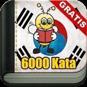 Unduh Belajar Bahasa Korea 6000 Kata Gratis