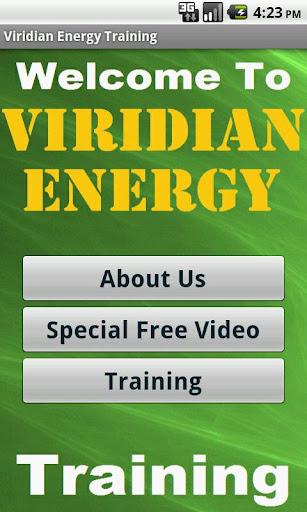 in Viridian Energy Biz