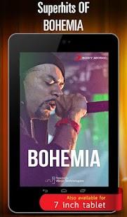 Bohemia Songs- screenshot thumbnail