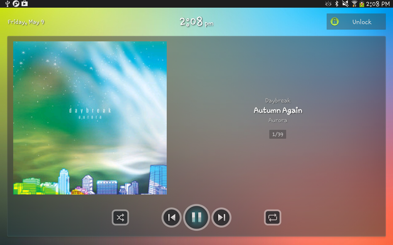 jetAudio Music Player+EQ Plus- screenshot