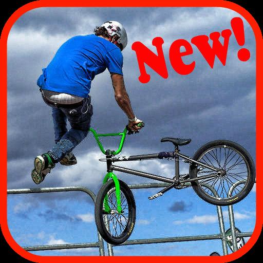 BMX Bike Game LOGO-APP點子