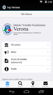 IVG Verona- screenshot thumbnail