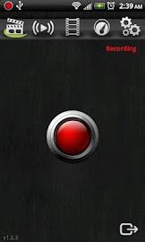 Screencast Video Recorder Demo Screenshot 1