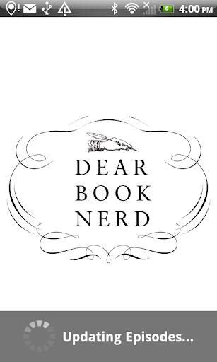Dear Book Nerd Podcast